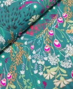 art gallery fabrics rayon viscose meadow bold legendary