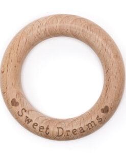 houten bijtring durable sweet dreams