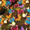 qjutie french terry digitaal butterfly
