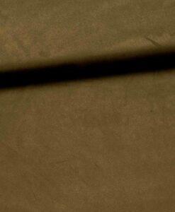 fibre mood suedine kaki gusta jurk