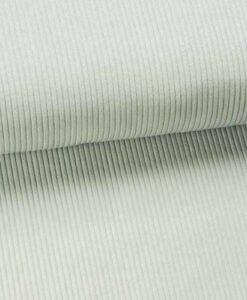 fibre mood drew jas lichtblauw ribfluweel