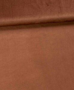 fibre mood carole stretchfluweel oudroze