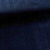 fibre mood donkerblauw stretchfluweel met glitter carole jurk