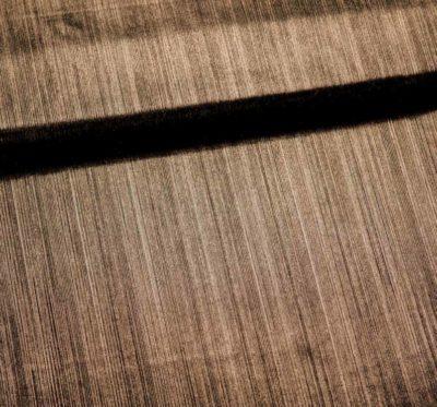 fibre mood emilia glory glanstricot plisséefefect brons