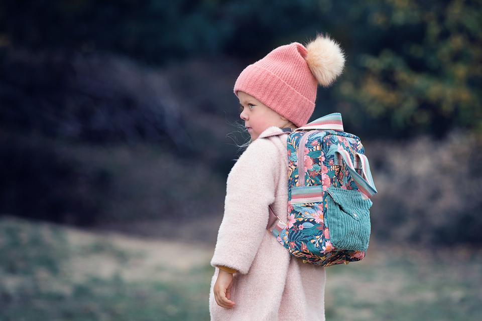 see you at six winter 2019 long hair knit pink