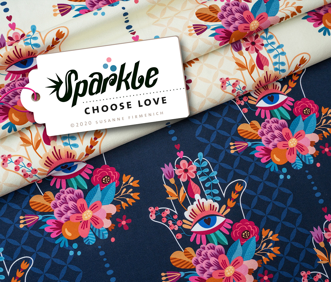 hamburger liebe sparkle choose love