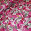 stenzo camouflage roze emblemen katoenen tricot
