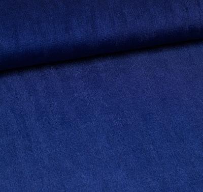 fibre mood julitee glanstricot koningsblauw