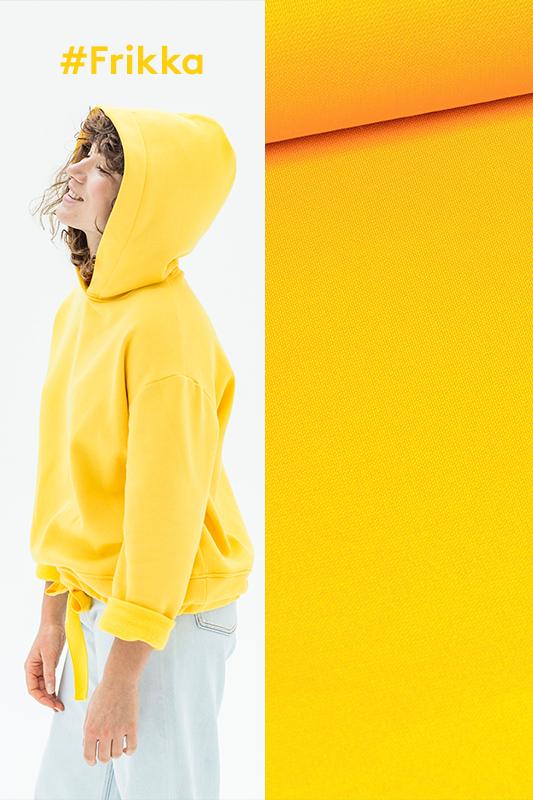 Frikka sweater yellow
