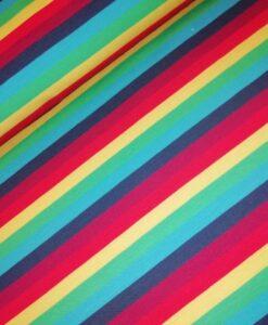 ilja rainbow regenboog katoenen tricot