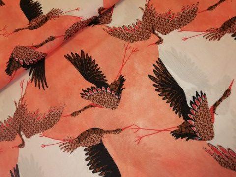 fibre mood indira dress viscose kraanvogels