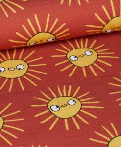 Eva Mouton French terry Sun