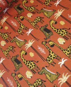 stenzo giraffe krokodil roest