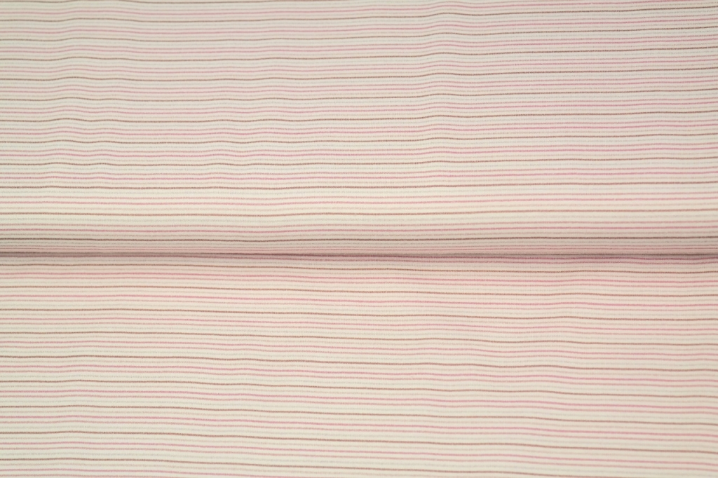 fijn streepje roze tinten stenzo