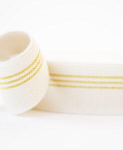 elastic waistband 3 golden lines