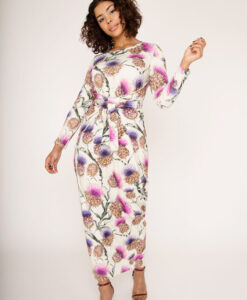 named kielo wrap dress