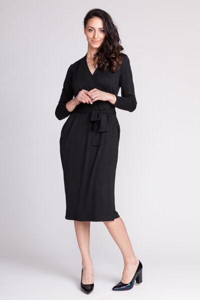 named olivia wrap dress