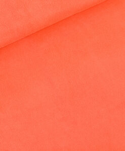 see you at six sponge terry cloth persimmon orange