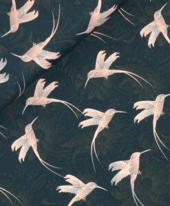 katoenen tricot swafing kolibri