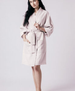 named laja dressing gown kort