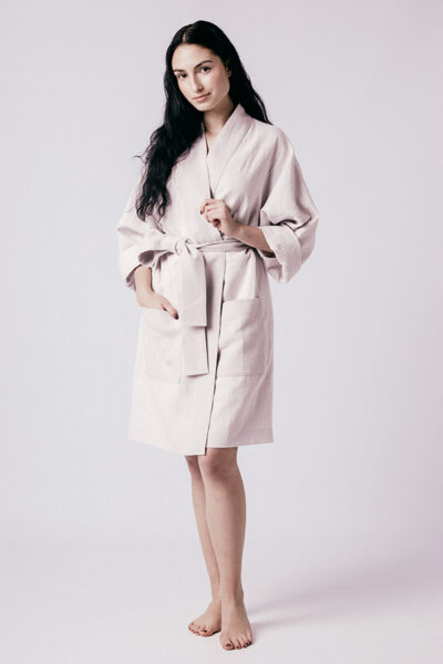 named laja dressing gown kort