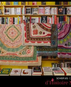 Pakket scheepjes CAL l'Histoire naturel colour crafter