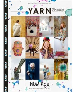 scheepjes yarn bookazine 9 now age