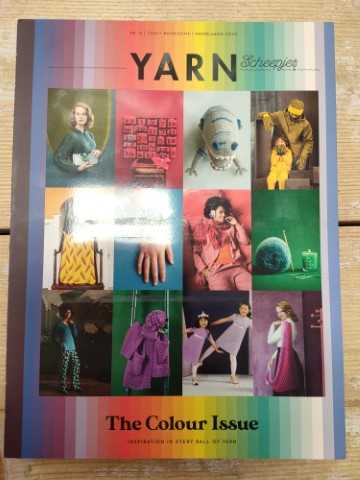 yarn bookazine 10 the colour issue