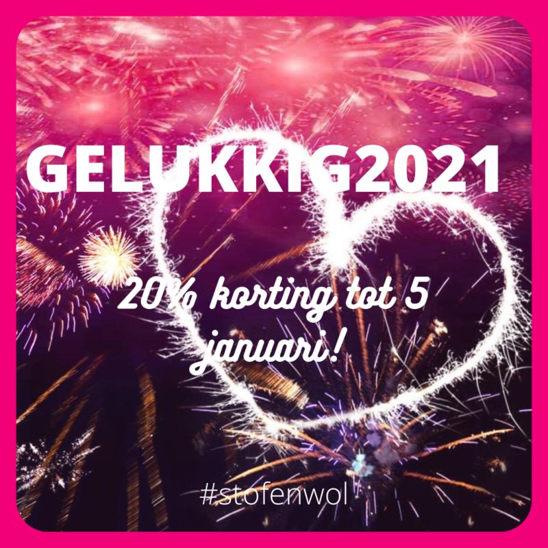 gelukkig 2021