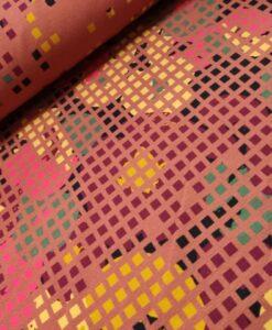 bienvenido colorido decode french terry swafing terracotta