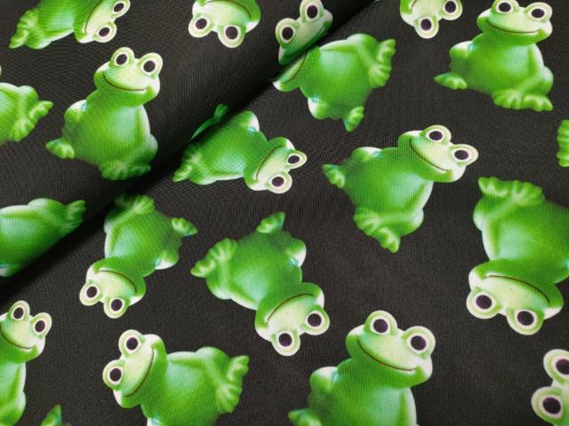 terlenka kikkers groen zwart