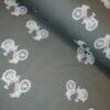 french terry dutch bikes grijs