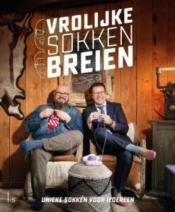 vrolijke sokken breien Dendennis en mr knitbear