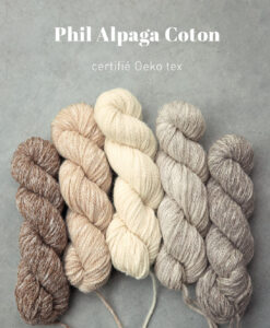 phil alpaga coton
