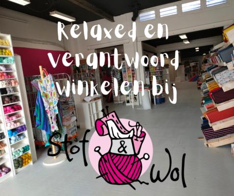relaxed e verantwoord winkelen ij Stof&Wol