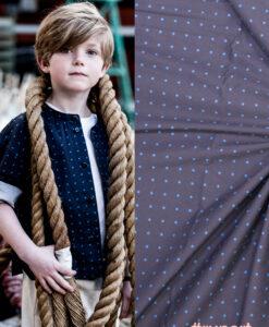 Fibre Mood stretchkatoen Rupert hemd