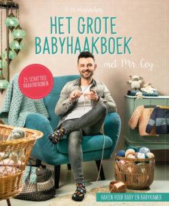 het grote babyhaakboek van Mr Cey