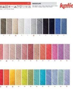 kleurenkaart missouri