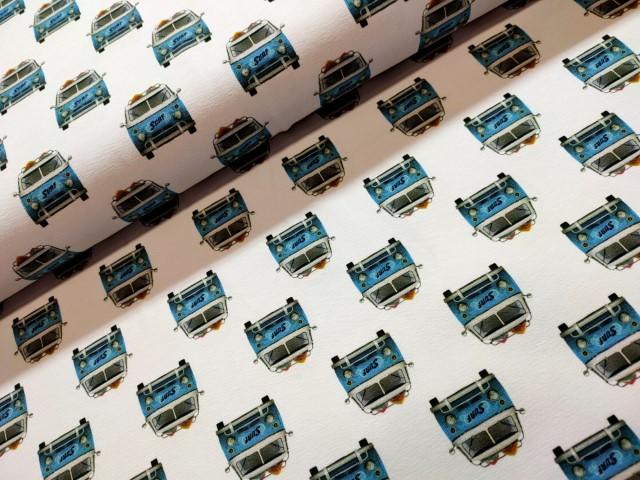 stenzo busjes surf wit blauw katoenen tricot