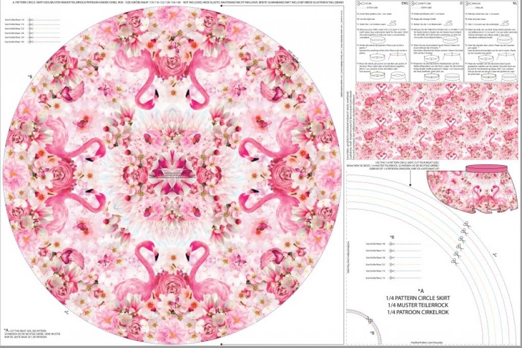 stenzo cirkel rok flamingo