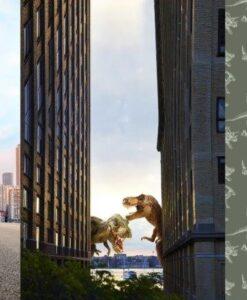 stanzo dinosaurus world paneel