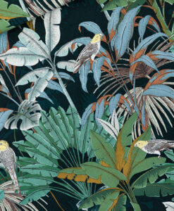 see you at six canvas jungle Gable Green