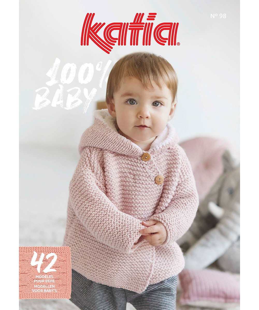 Katia 100% baby 98