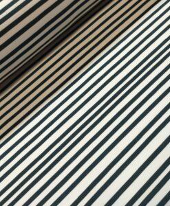 eva mouton french terry stripes maki